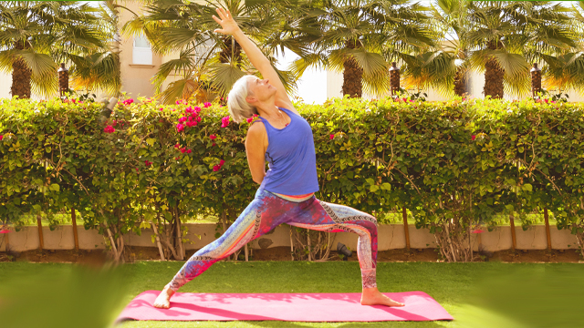 Yoga - A Practical guide to living a Healthy and Joyful Life